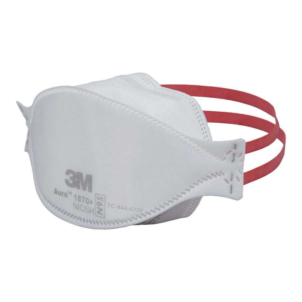 20 Mask Respirator N95 Particulate Box